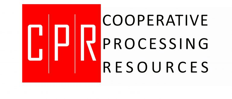Cooperative Processing Resources